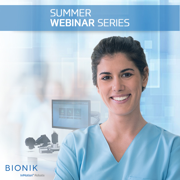 InMotion® Connect: Promoting Clinician Adoption of Robotic-assisted Therapy and Enhancing Patient Outcomes